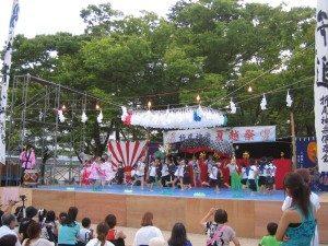 夏越祭園児神楽-300x225