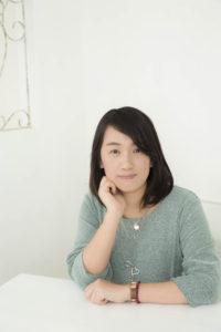 湊かなえさん(撮影/天日恵美子